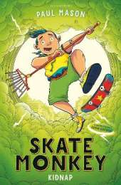 Skate Monkey: Kidnap