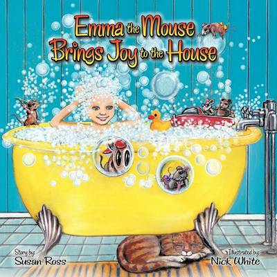 Emma the Mouse Brings Joy to the House