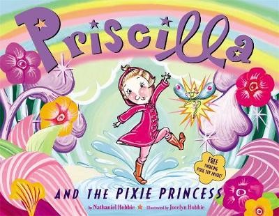 Priscilla And The Pixie Princess