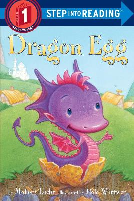 Dragon Egg: Step Into Reading 1