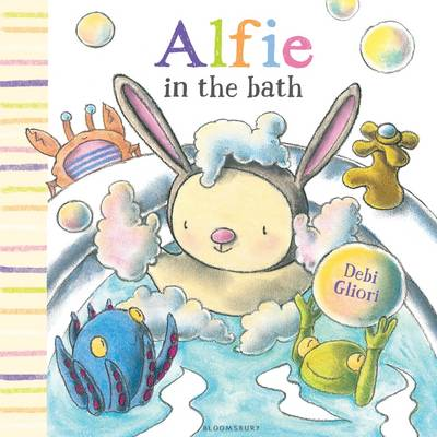 Alfie in the Bath