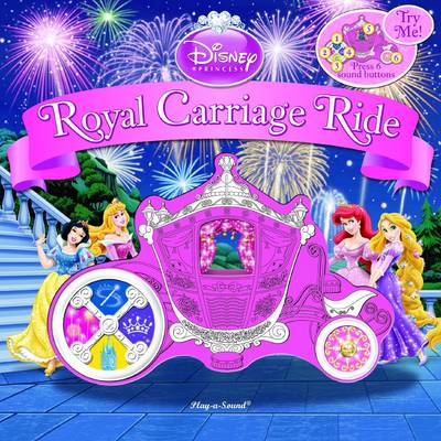 Disney Princess Royal Carriage Ride, Custom Play a Sound