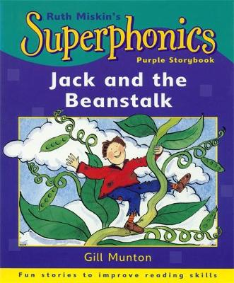 Superphonics: Purple Storybook: Jack and The Beanstalk