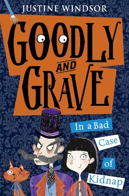 Goodly and Grave in A Bad Case of Kidnap