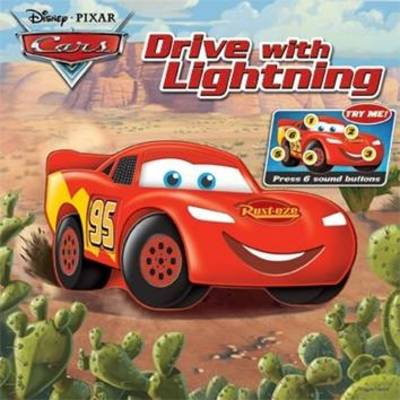 Disney Cars - Drive with Lightning, Custom Play a Sound