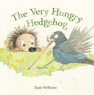 The Very Hungry Hedgehog