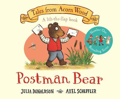 Postman Bear: 20th Anniversary Edition