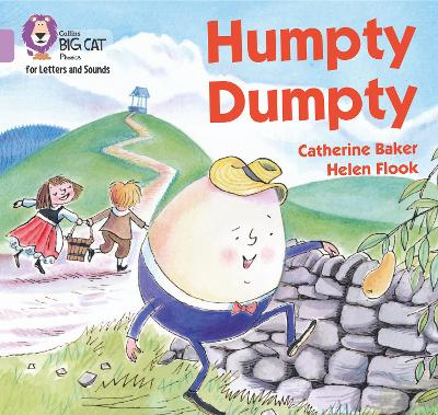 Humpty Dumpty: Band 00/Lilac