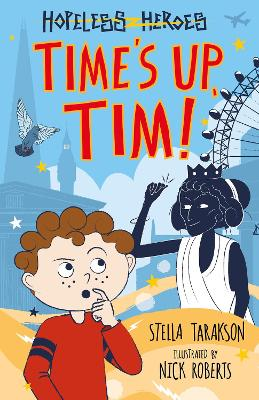 Time's Up, Tim!