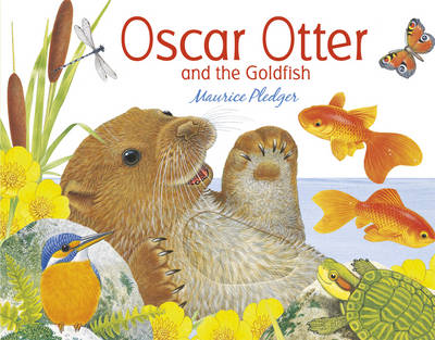 Oscar Otter and the Goldfish