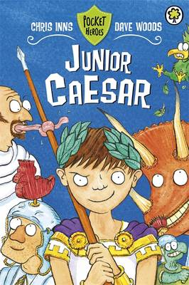 Pocket Heroes: Junior Caesar: Book 4