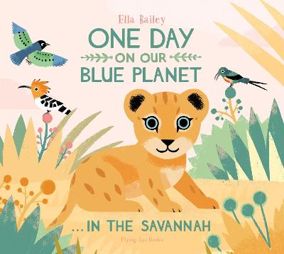 One Day on our Blue Planet...In The Savannah