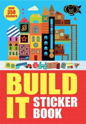 Build It: Sticker Book