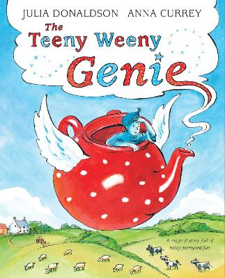 The Teeny Weeny Genie