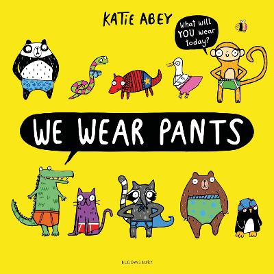 We Wear Pants