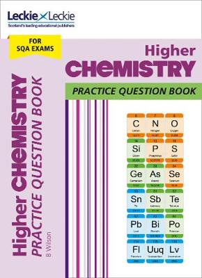Higher Chemistry Practice Question Book