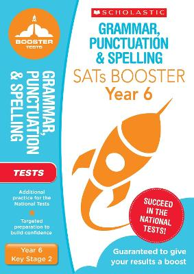 Grammar, Punctuation & Spelling Test (Year 6) KS2