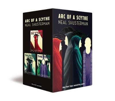 Arc of a Scythe Boxed Set