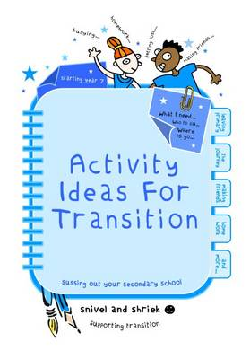 Activity Ideas for Transition