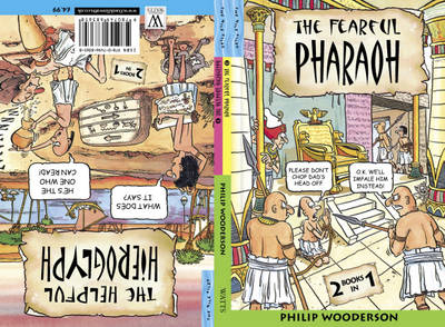 Nile Files: The Fearful Pharaoh / The Helpful Hieroglyph