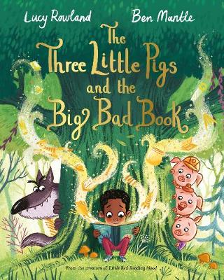 The Three Little Pigs and the Big Bad Book