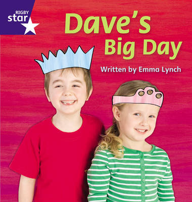 Star Phonics: Daves Big Day (Phase 5)