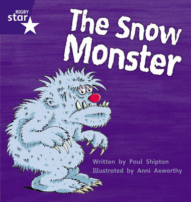 Star Phonics: The Snow Monster (Phase 5)