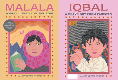 Malala a Brave Girl from Pakistan/Iqbal a Brave Boy from Pakistan