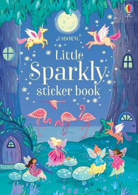 Sparkly Sticker Book