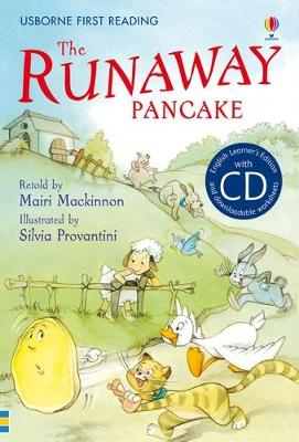 First Reading Four: The Runaway Pancake