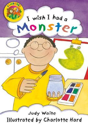 Jamboree Storytime Level B: I wish I Had a Monster Big Book