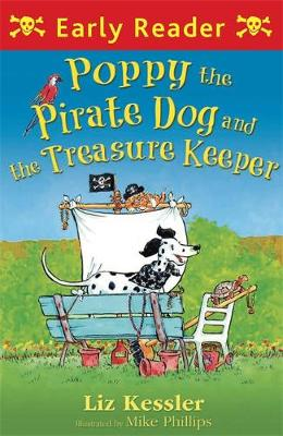 Early Reader: Poppy the Pirate Dog and the Treasure Keeper