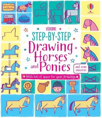 Step-by-step Drawing Horses and Ponies