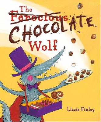The (Ferocious) Chocolate Wolf