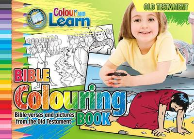 Colour and Learn Old Testament: Bible Colouring Book