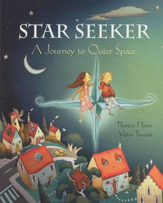 Star Seeker: A Journey to Outer Space