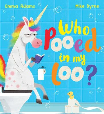 Who Pooed in my Loo? (PB)