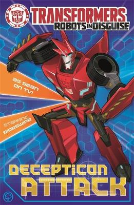 Transformers: Decepticon Attack: Book 2