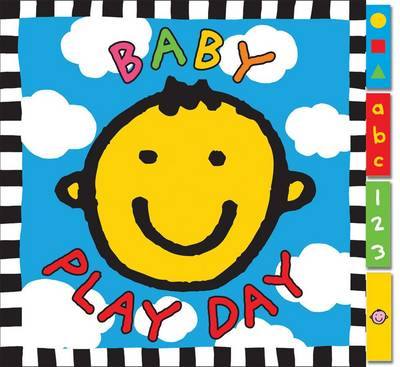 Baby Play Day Board Book: Touch & Feel Board Book