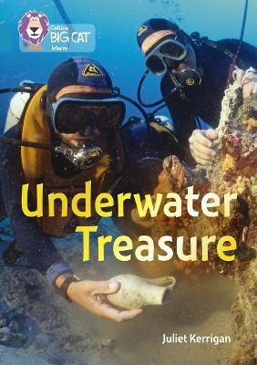Underwater Treasure: Band 13/Topaz
