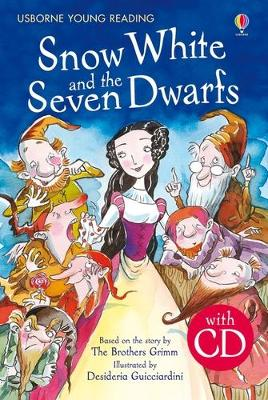 Young Reading CD Packs: Snow White and the Seven Dwarfs