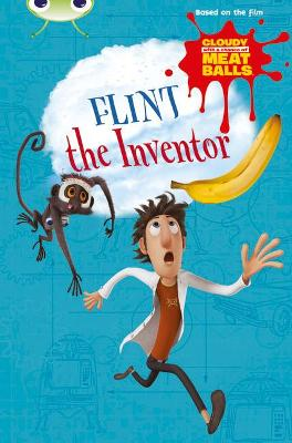 BC Gold A/2B Cloudy with a Chance of Meatballs: Flint the Inventor