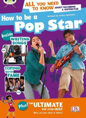BC NF Blue (KS2) A/4B How to be a Popstar