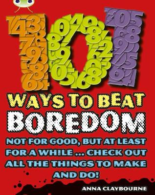 BC NF Brown B/3B 101 Ways to Beat Boredom