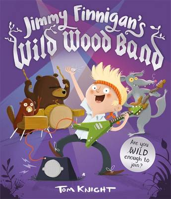 Jimmy Finnigan's Wild Wood Band