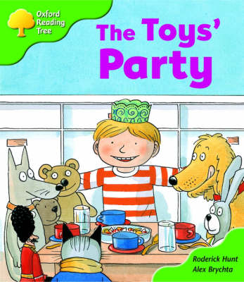 Oxford Reading Tree: Stage 2: Storybooks: the Toys' Party