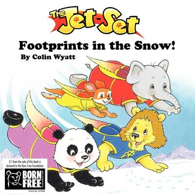 The Jet-set: Footprints in the Snow!