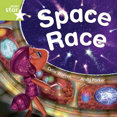 Rigby Star Independent year1/P2 Green Level:Space Race