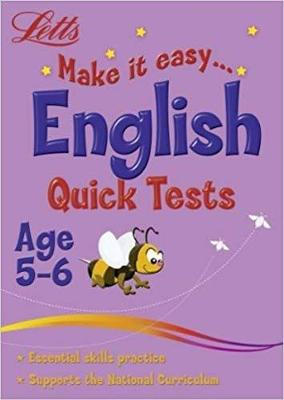 English Age 5-6: Quick Tests