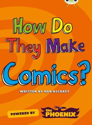 How Do They Make ... Comics